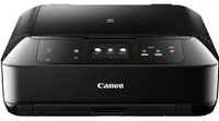 IJ Start Canon PIXMA MG5720