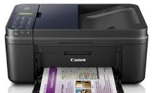 IJ Start Canon PIXMA E480