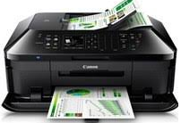 Canon PIXMA MX727 Drivers Download