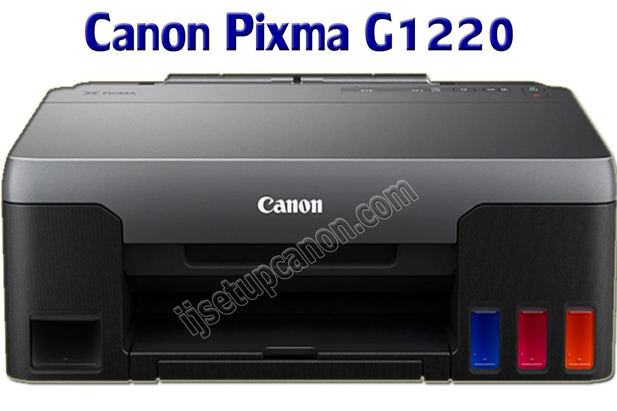 Canon Pixma G1220 Driver Download