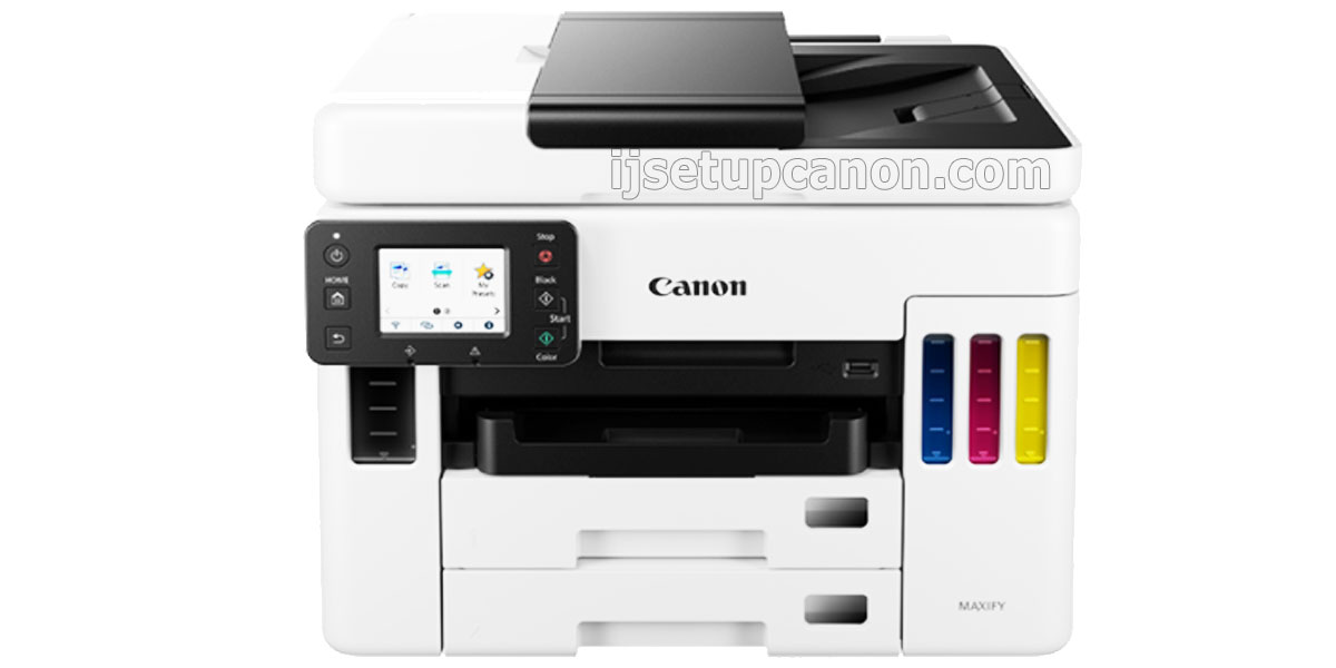 Canon MAXIFY GX7020 Driver Software Download