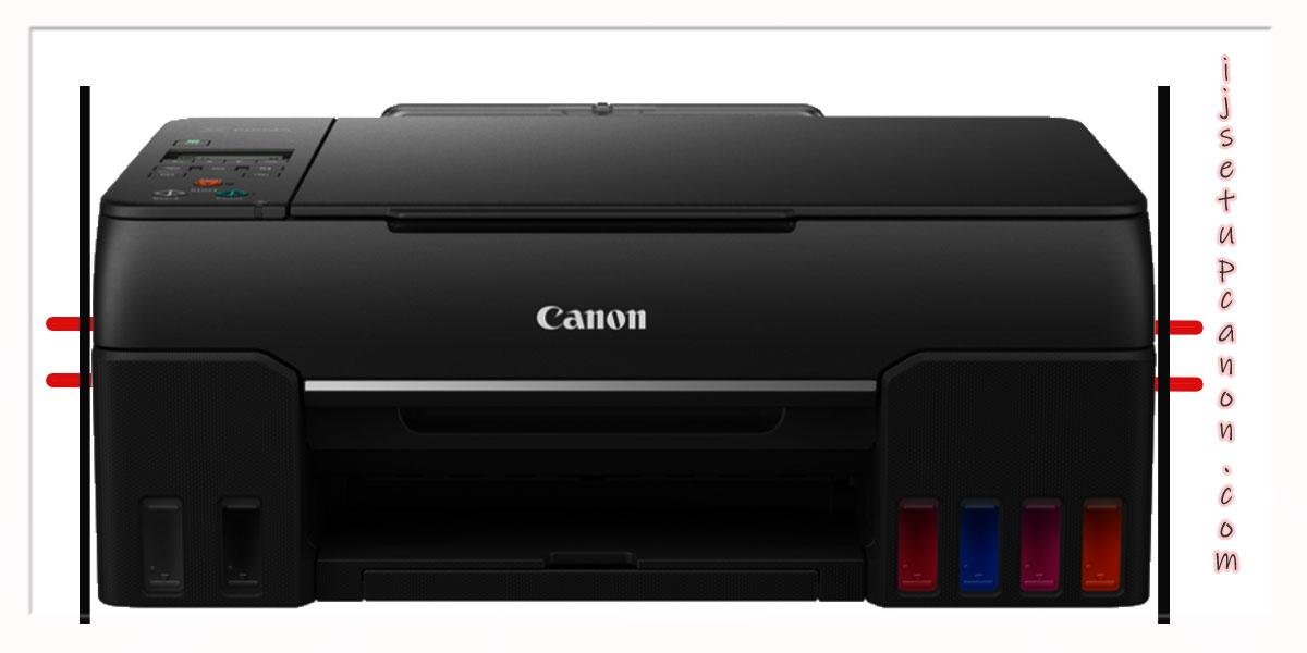 Canon Pixma G650/G620 Driver